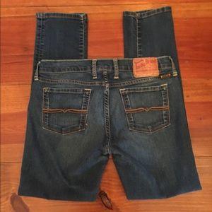 Lucky Brand Jeans 'Short Inseam' Sz 6/28 Str. Leg